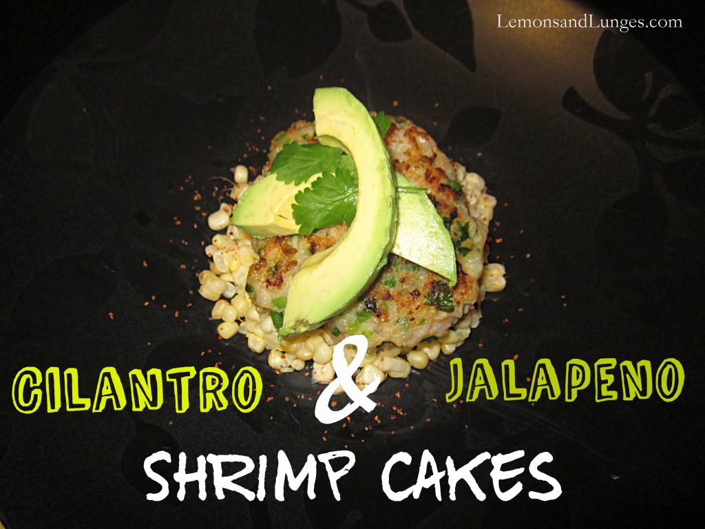 Cilantro Jalapeno Tuna Cake via LemonsandLunges
