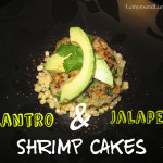 Cilantro and Jalapeno Shrimp Cakes