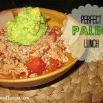 Perfect Paleo Lunch