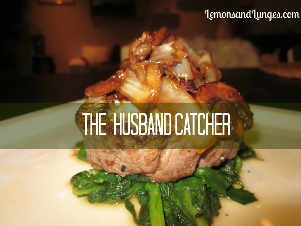 The Husband Catcher I Lemons&Lunges