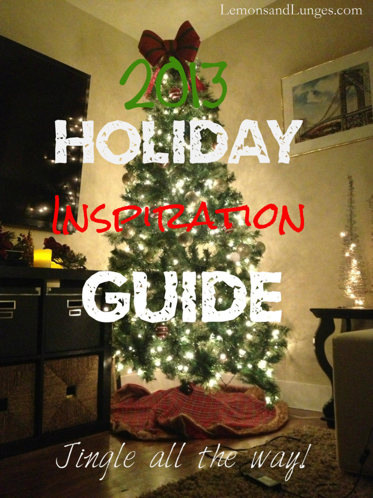 Holiday Inspiration Guide