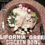 30MM: California Greek Chicken Bowl